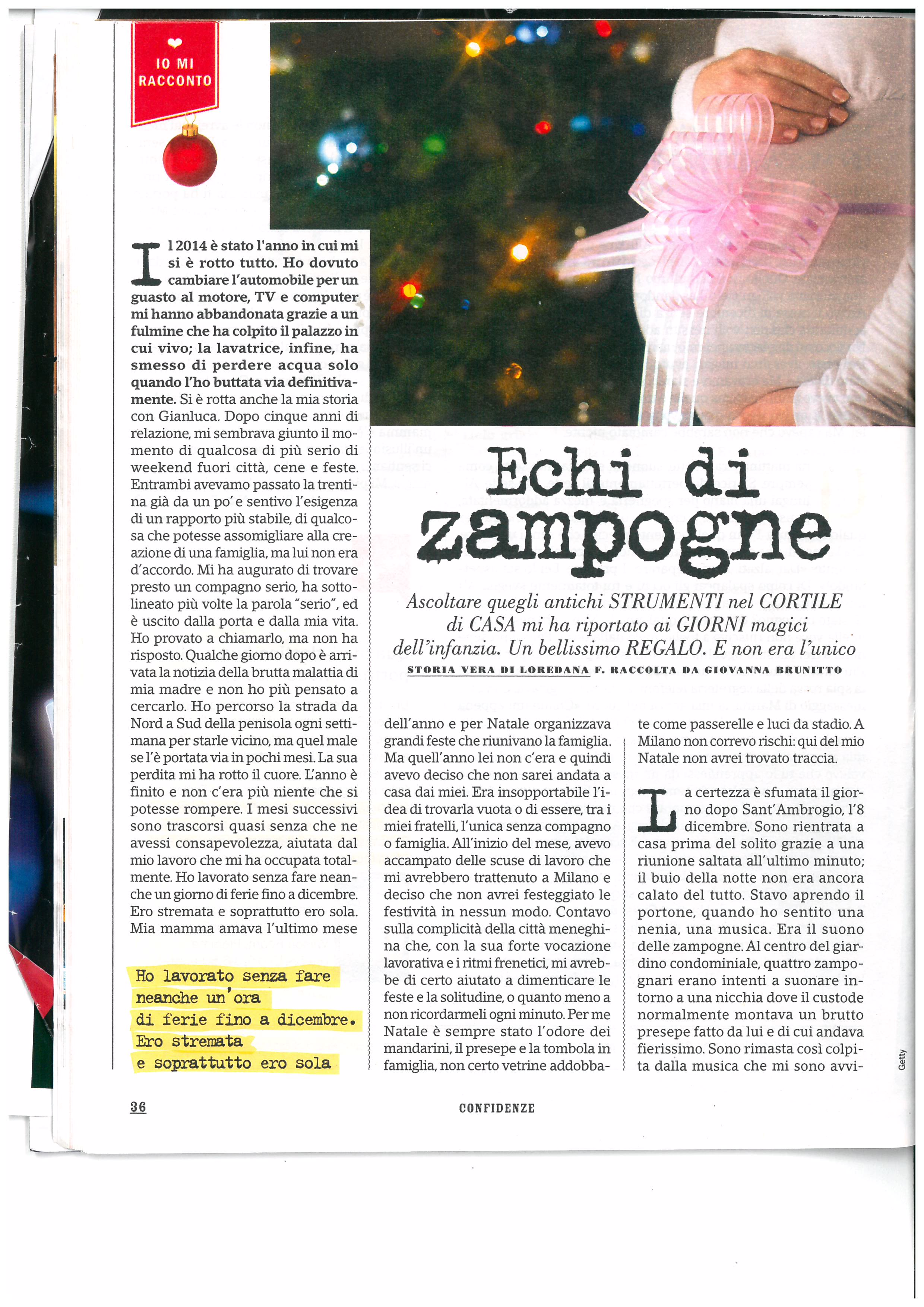 Echi di zamponge -Natale -21 Dicembre 2016_Pagina_1