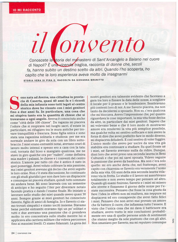 Storia di Pina - Il Convento - Gugno 2018_Pagina_1