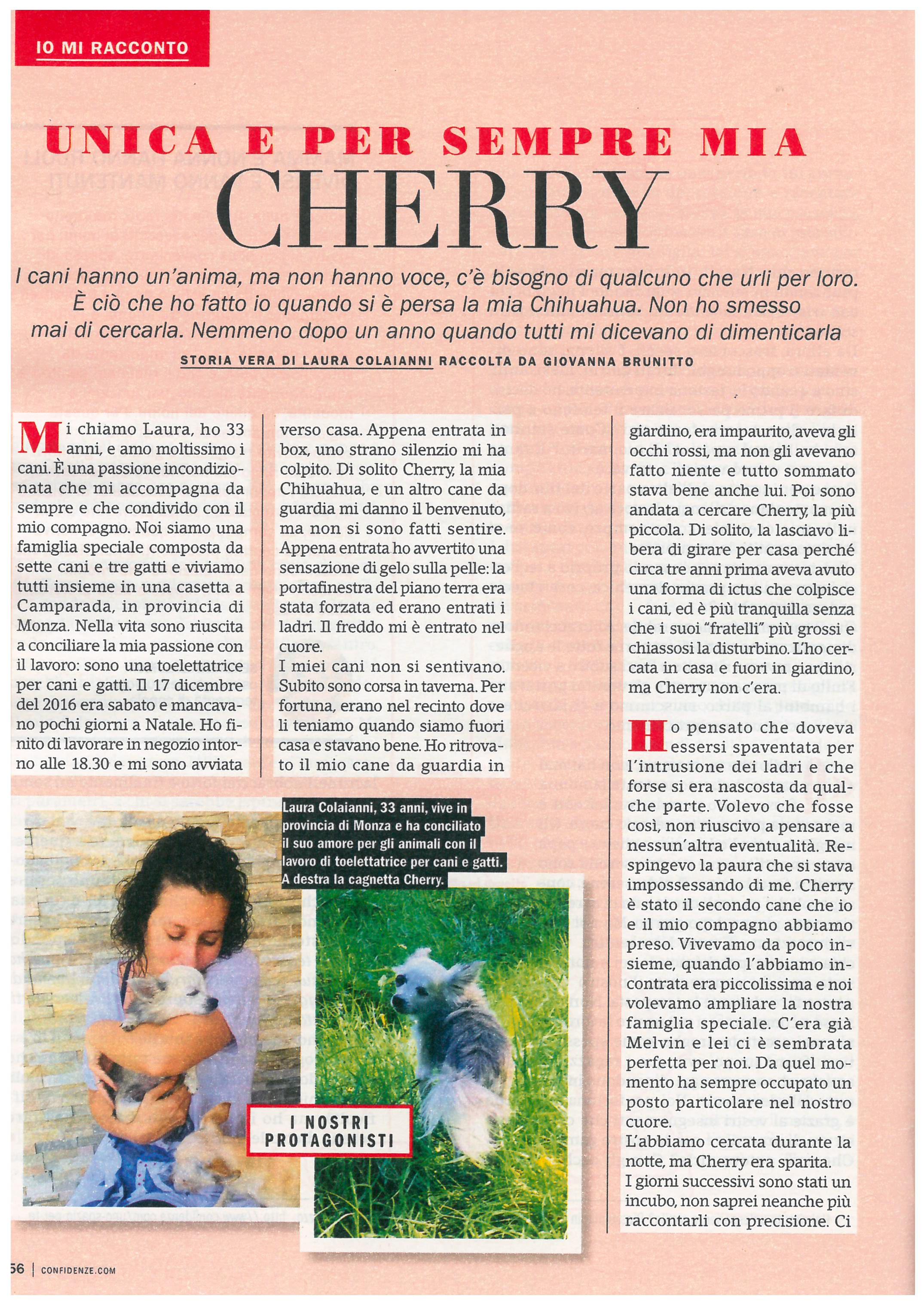 Storia di Laura e Cherry - Novembre 2018_Pagina_1