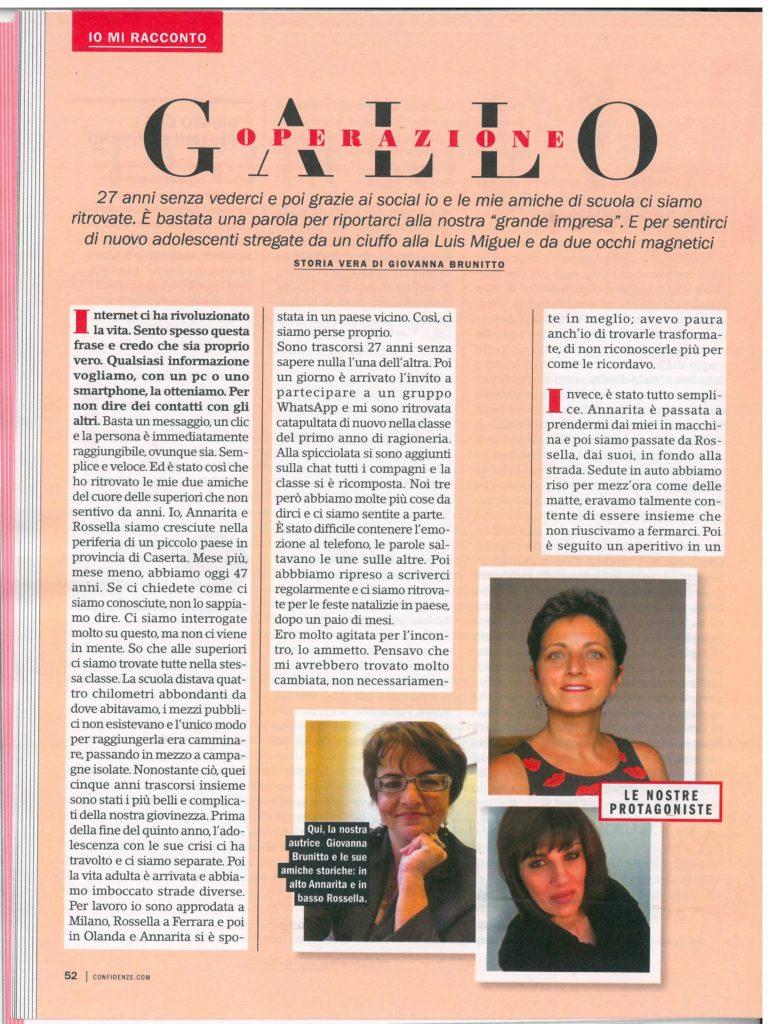 Operazione Gallo - Marzo 2019 Storia con Annarita e Rossella_Pagina_1