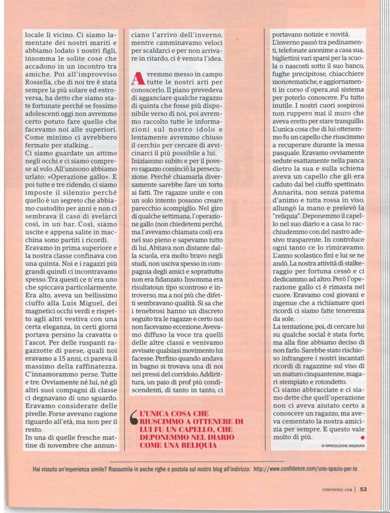 Operazione Gallo - Marzo 2019 Storia con Annarita e Rossella_Pagina_2