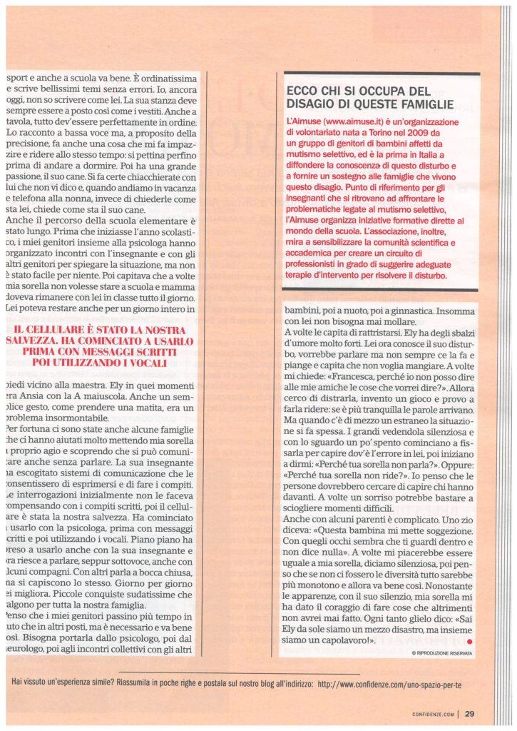 Storia di Ely raccontanta da Francesca - Confidenze nr. 2 2019_Pagina_2