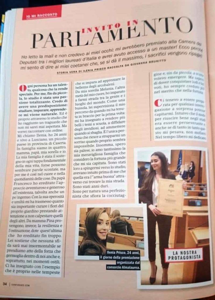 Storia di Ilenia Prisco - pg. 1
