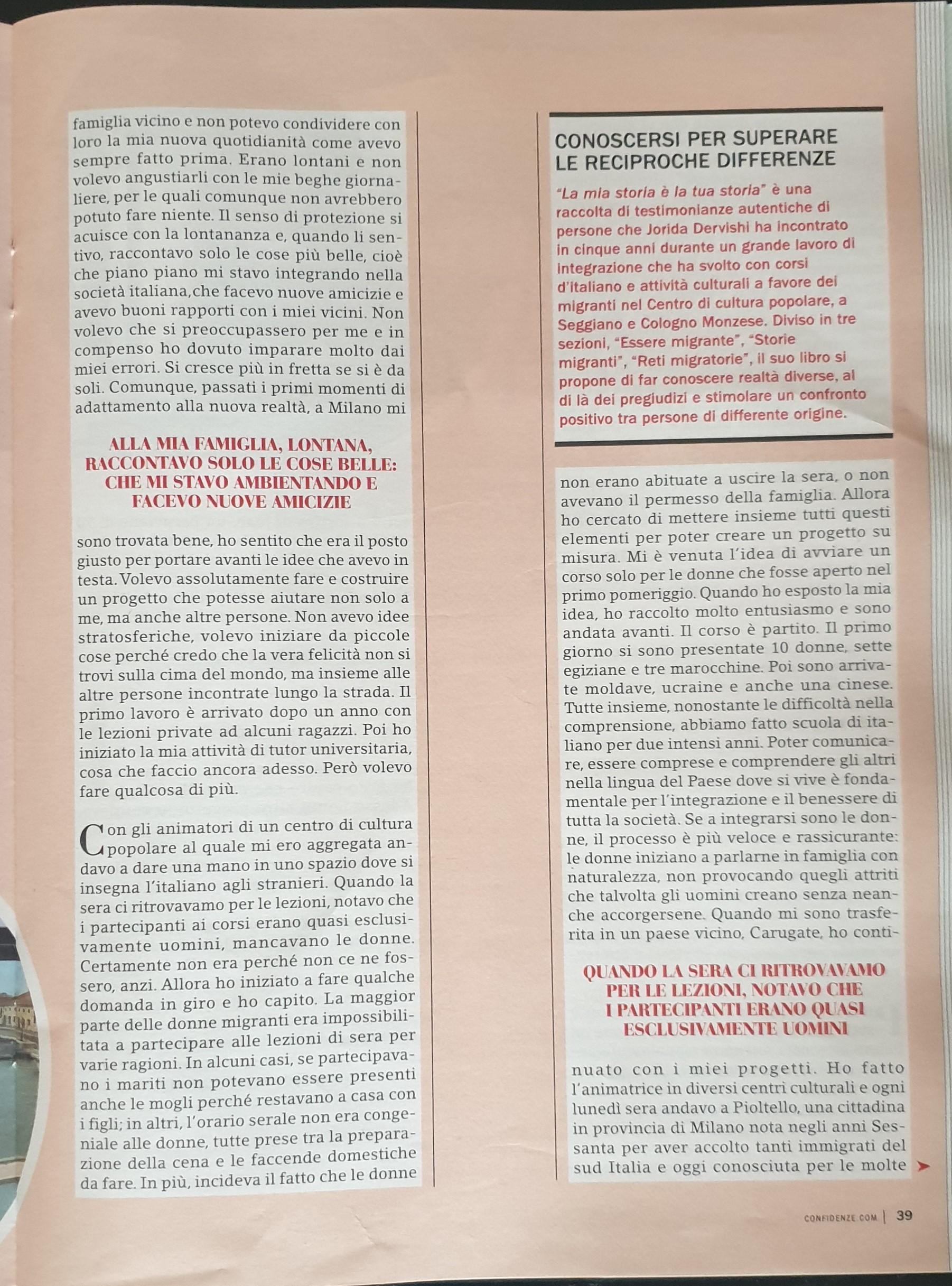 3 - Storia di Jorida Dervishi Pag. 2