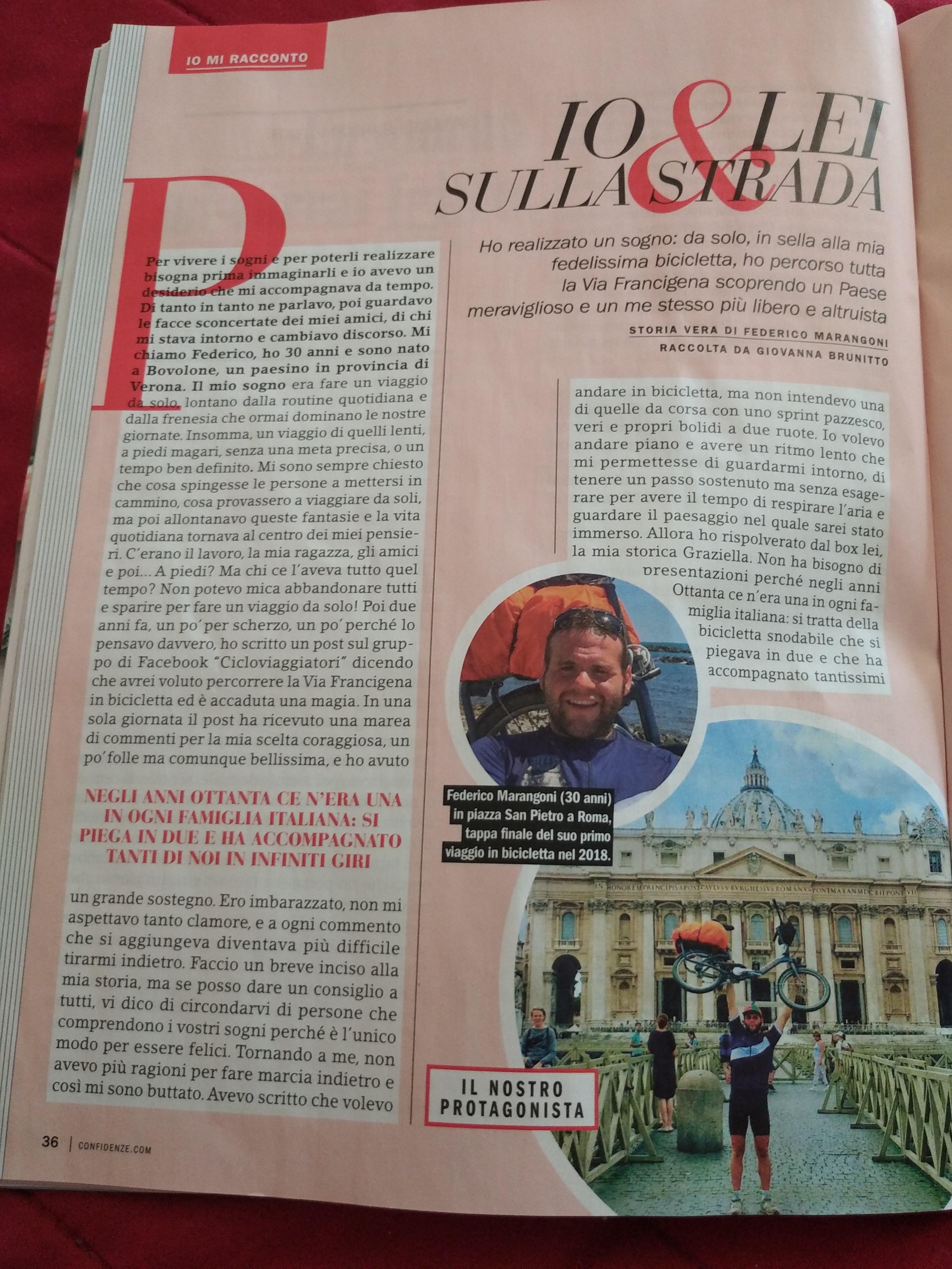 5 - Storia di Federico - Io & Graziella pag.1