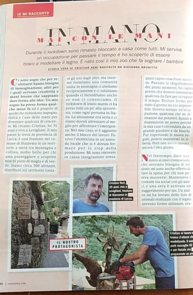 14 - Storia di Cristian Neri - Ottobre 2020