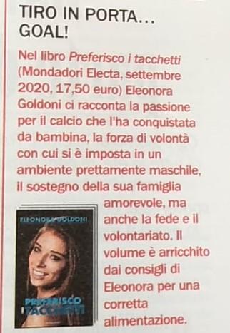 16 - Storia di Eleonora Goldoni - libro