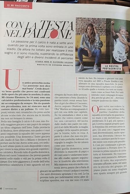 16 - Storia di Eleonora Goldoni - pag. 1