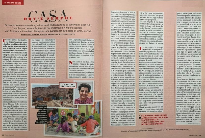 1 - Storia di Laura De Carlo - Confidenze nr. 3